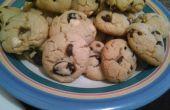 Biscuits de morceau de chocolat Cherry