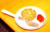 Riche en protéines gâteau Super