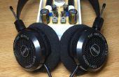 Hi-Fi DIY : Ampli de casque classe A hybride