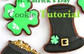 Comment faire St. Patrick s jour Pot de Cookies or