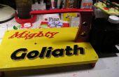 Faisant la Machine de Hotwire puissant Goliath !