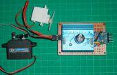 Servo bricolage testeur Arduino