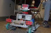 Robot autonome de Autonavigation (Arduino)