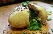 Porc et gingembre Baozi