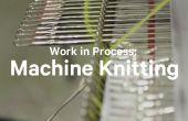 Travaux en cours : la Machine à tricoter