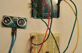Améliorer la précision du capteur ultrasonique gamme
