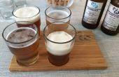 Kit à l'aide de Ikea et CNC de dégustation de bière