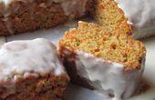 Recette de gâteau de carotte