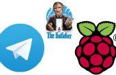 Mettre en place le télégramme Bot sur Raspberry Pi