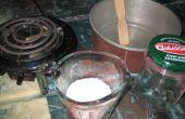Purification de Nitrate de Potassium (KNO3)