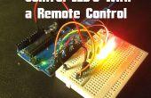 Arduino - LEDs de contrôle avec une télécommande