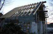 Fabrication de toit