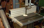 Faire une clôture de scie à ruban d'Extrusions d'aluminium