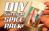 BRICOLAGE de survie Spice Pack