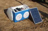 Solar facturés Cooler stéréo