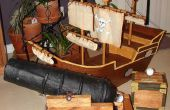 Pirate Ship et Air Cannon Carnaval jeu
