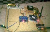 SERRE contrôlé GSM pour l'Afrique rurale