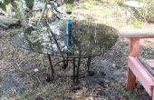 Poubelle de table de jardin-patio Trésor 5