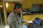 Souris - contrôleur de jeu ou d'aide à la déficience de la tête