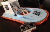 Comment faire un aéroglisseur RC