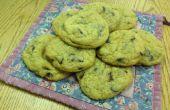 Soft-Baked Cookies aux pépites de chocolat maison