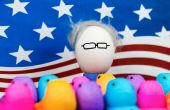 Trump & Bernie - oeufs de Pâques