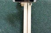 BRICOLAGE Auto en bois réglage Fold-able Selfie collent moins 2$