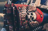 3D imprimer une poigne de puissance articulé Warhammer 40k
