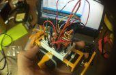 Rouge En neuronale SparkFun SAMD21 (Arduino Zero)