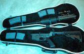 Custom fusil Etui de violon
