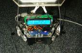 Arduino contrôlée Rotary Stewart Platform