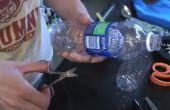 Comment faire une bouteille d'eau avec Cam espion caché