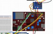 Contrôler les Servos via Bluetooth (RN-42) et LabVIEW