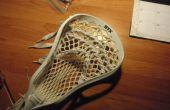 Remplacement/changement Lacrosse Stick tir cordes