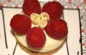 Mini Cheesecake au chocolat blanc
