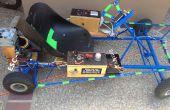 Karting électrique de Arduino