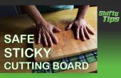 Sécuriser votre planche à découper