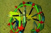 Ball Machine escalier circulaire