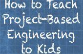 Comment enseigner l'ingénierie orientée projet Kids