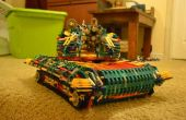 K'nex Tiger Tank