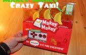 Personnalisés de Crazy Taxi contrôleur de jeu vidéo avec Makey Makey