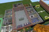 École de Minecraft