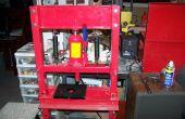 Amélioration de la presse hydraulique