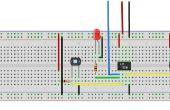 DIY flamme Simple suite Robot sans microcontrôleur