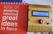Réinitialiser votre horloge circadienne « horloge biologique de corps » avec Arduino