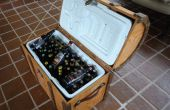 Pirate coffre Beer Cooler