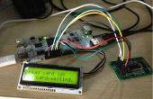 Module RFID de HY502B pour pcDuino
