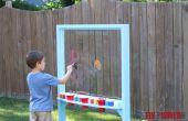 Support acrylique extérieur les enfants