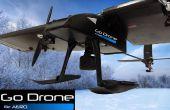 Bâtiment Go The Drone Version 2 (plus de photos à venir)