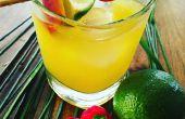 Cocktail de Mangonificent